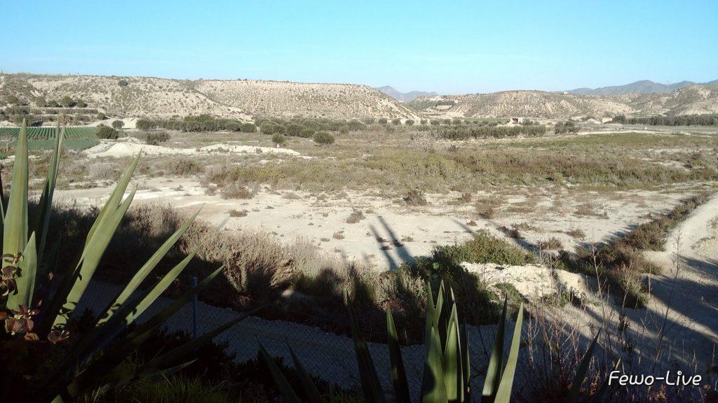 Andalusien Vera Umgebung