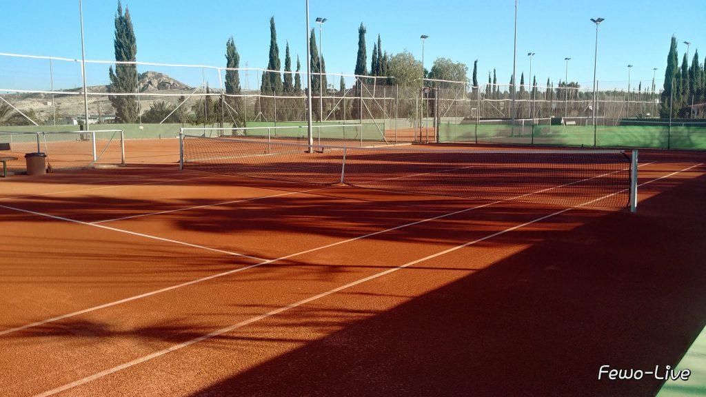 Go Tenis Resort Indalo